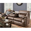 Franklin Hector Power Reclining Sofa - Item Number: 76444-83-8706-13
