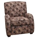 Franklin High and Low Leg Recliners  Cruz Recliner with Modern Style - Item Number: 2146 8951-15