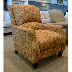 Franklin High and Low Leg Recliners  Cosmo Hearth Push Back Recliner