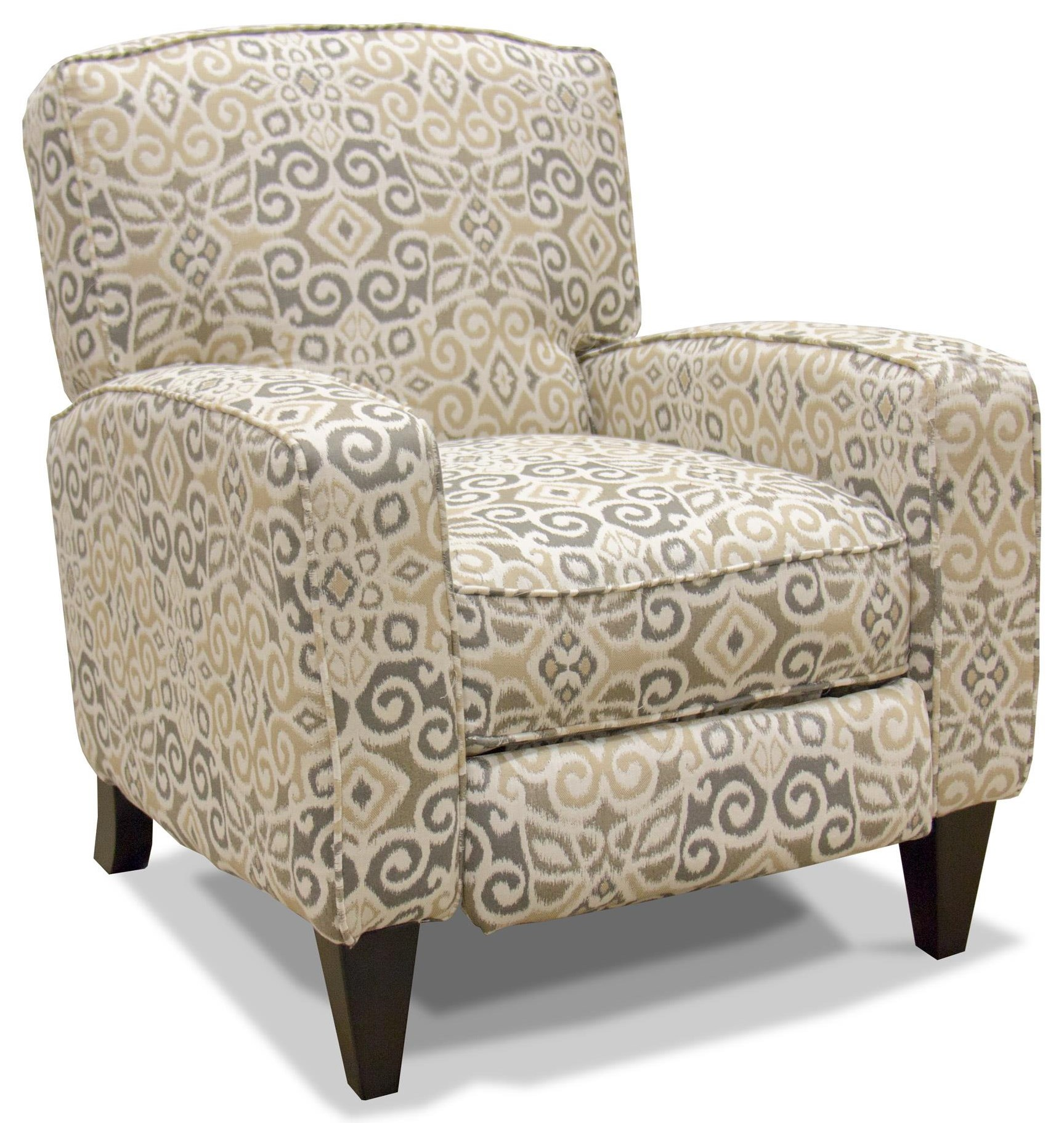Lucy Driftwood Pushback Recliner