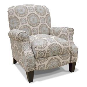 Franklin High and Low Leg Recliners Kate Pushback Recliner