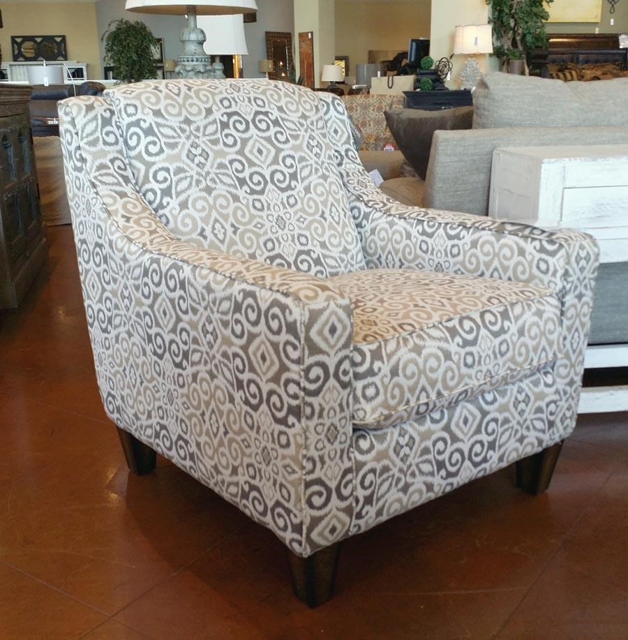 Landon Driftwood Accent Chair