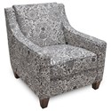 Franklin Hillary Accent Chair - Item Number: 2174-1602-04