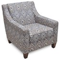 Franklin Anna Accent Chair - Item Number: 2174-3909-16