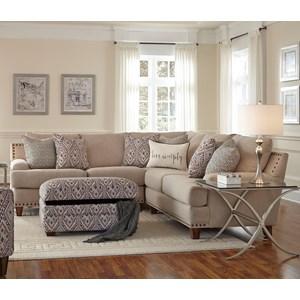 Franklin Anna Living Room Group
