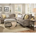 Franklin Hillary Living Room Group - Item Number: 864-3612-06 Living Room Group 2