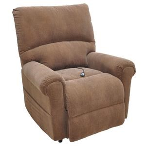 Franklin Lift and Power Recliners Independence Camel Lift Chair