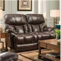 Franklin Mammoth Reclining Loveseat - Item Number: 74722-LM29-12