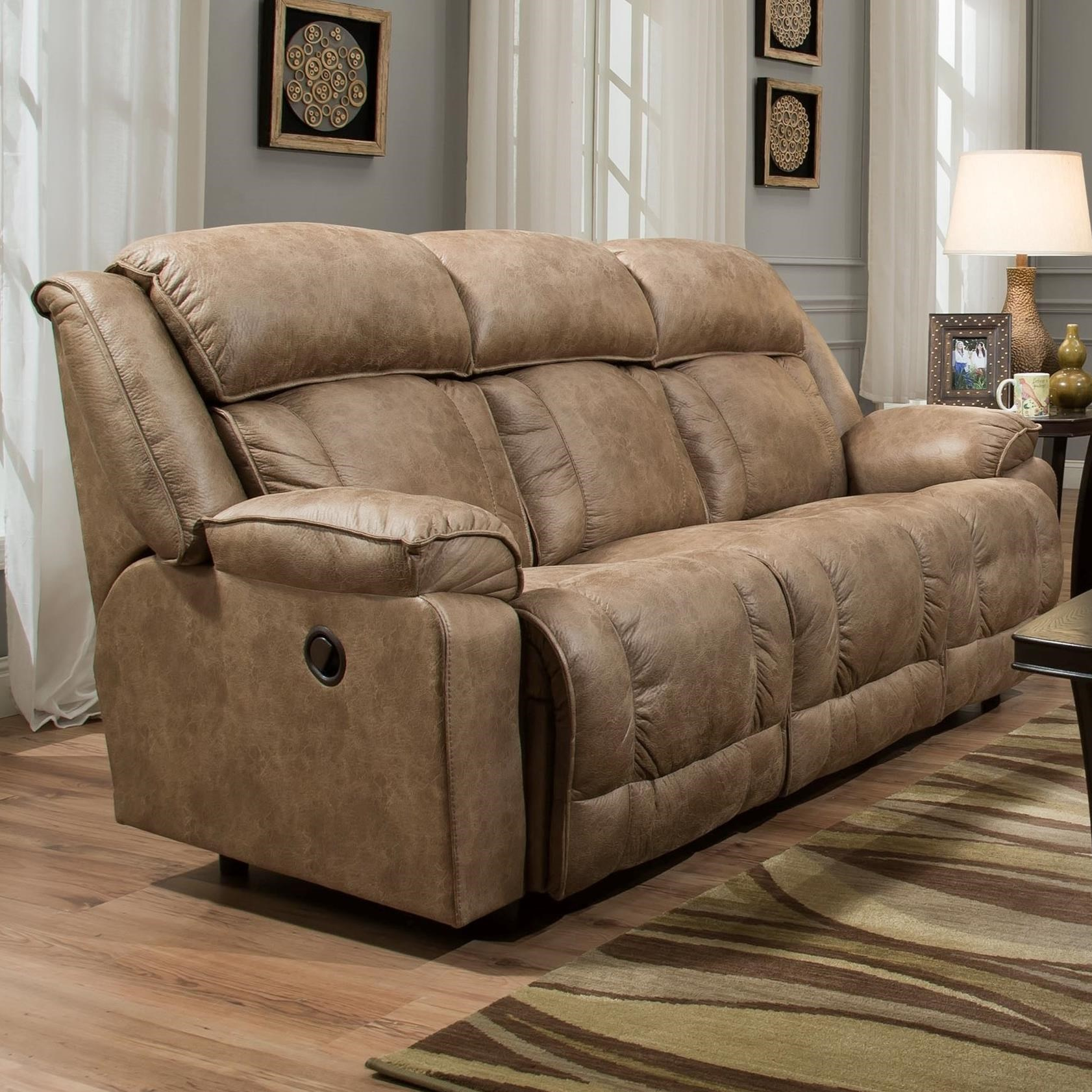 Reclining Sofa Marshall By Franklin Wilcox Furniture Reclining Sofas Corpus Christi