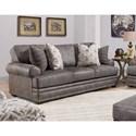 Franklin McClain Sofa - Item Number: 91440-1908-05
