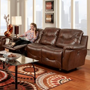 Franklin Milano Reclining Sofa