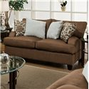 Franklin Moxie Loveseat - Item Number: 84920