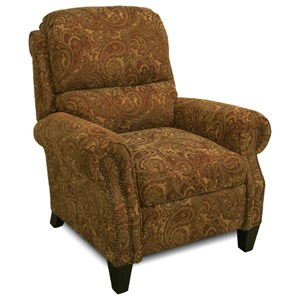 Bishop Push Back Recliner