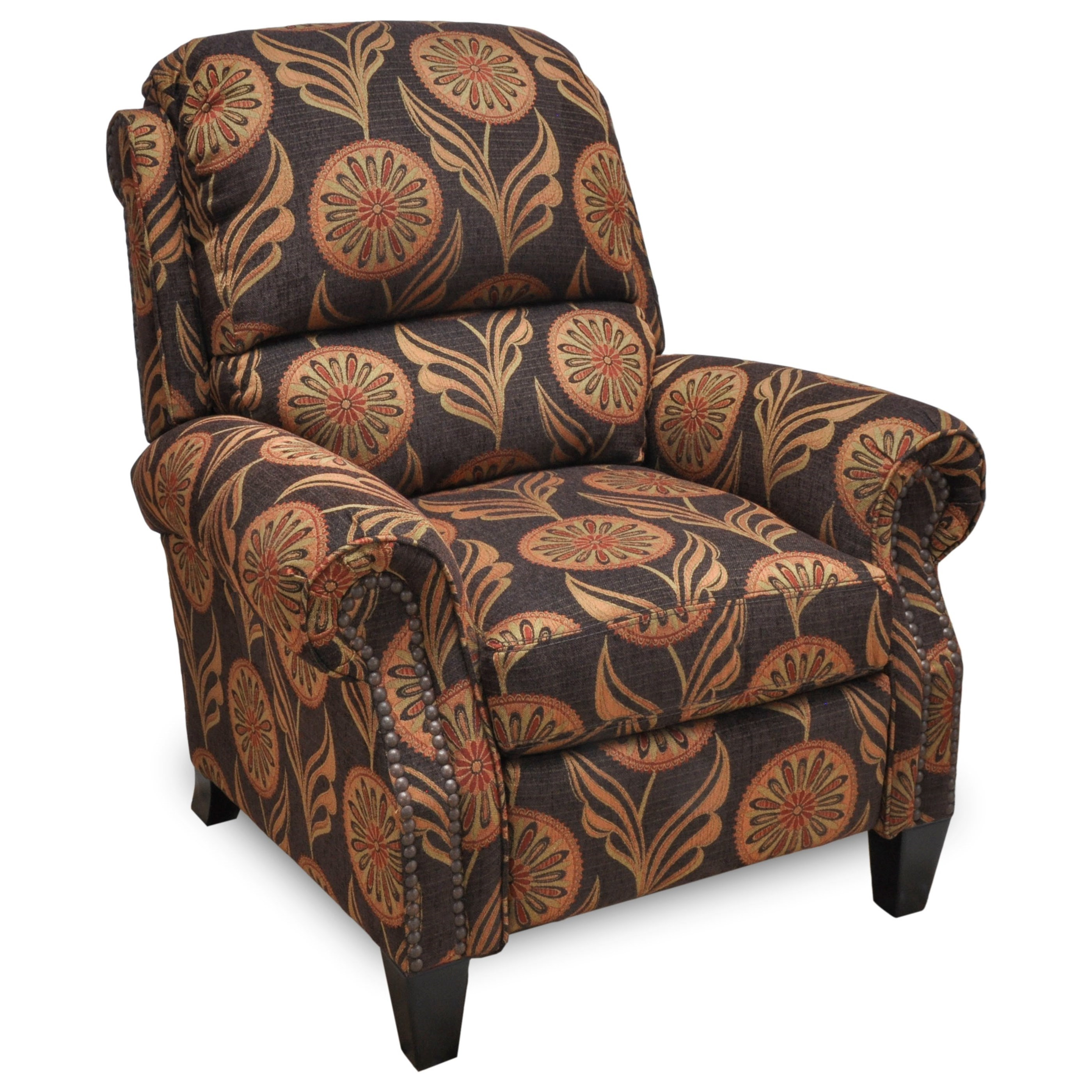 Ashley Furniture Beaumont Tx: Franklin Franklin Recliners Bishop Push Back Recliner
