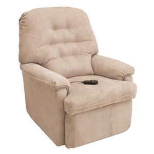 Franklin Franklin Recliners Mayfair Swivel Rocker Recliner