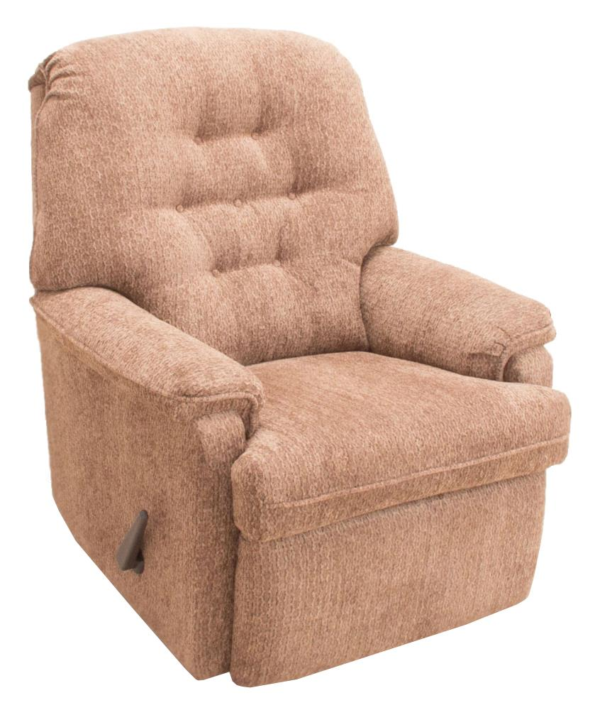 Franklin Franklin Recliners Mayfair Wall Proximity, Lay-Flat Recliner - Item Number: 3416-02-8334-16