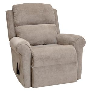 Franklin Franklin Recliners Serenity Wall Recliner with Lay Flat & Power