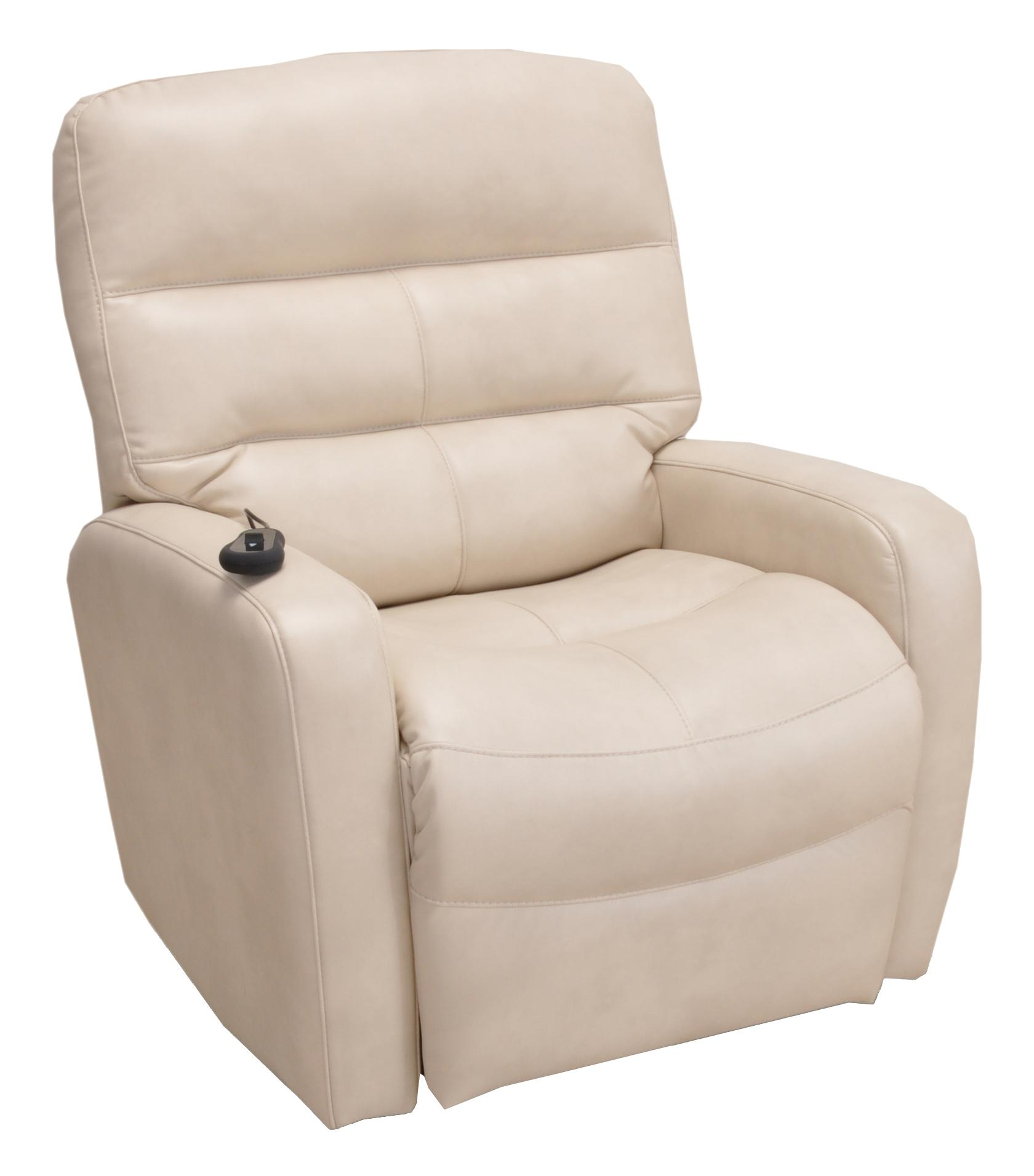 Franklin franklin recliners jetson rocker recliner with casual contemporary style virginia - Stylish rocker recliner ...