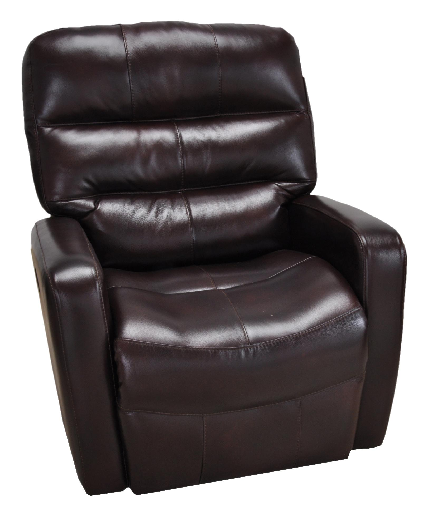 Franklin franklin recliners jetson rocker recliner with casual contemporary style miskelly - Stylish rocker recliner ...