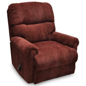 Franklin Franklin Recliners Captain Swivel Rocker Recliner