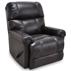 Franklin Franklin Recliners Captain Power Rocker Recliner