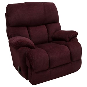 Conqueror Wall Lay Flat Recliner