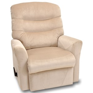 Patriot Swivel Glider Recliner