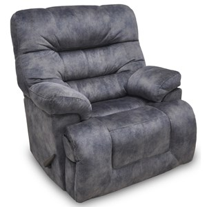 Boss Power Lay-Flat Wall Recliner