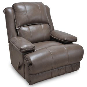 Franklin Franklin Recliners Kingston Swivel Rocker Recliner