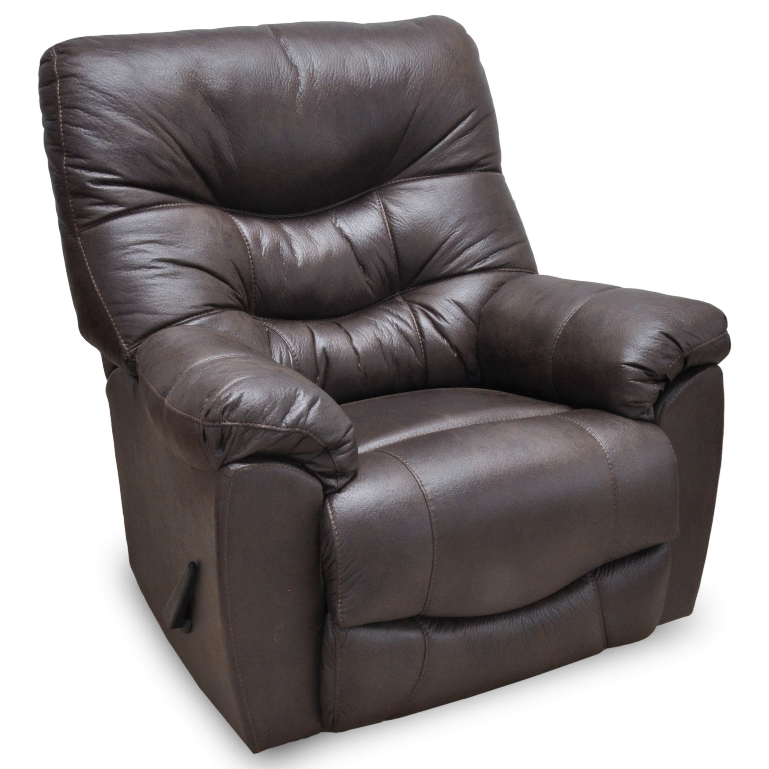 Franklin Recliners Trilogy Rocker Recliner by Franklin at Wilcox Furniture