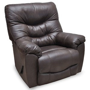 Franklin Franklin Recliners Trilogy Swivel Rocker Recliner