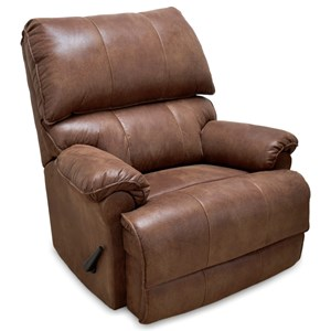 Franklin Franklin Recliners Lucas Swivel Rocker Recliner