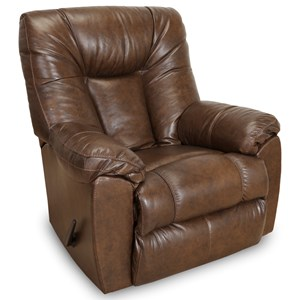 Franklin Franklin Recliners Connery Swivel Rocker Recliner