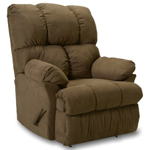 Glenwood Swivel Rocker Recliner