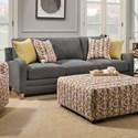Franklin Palmer Sofa - Item Number: 87440-3791-04