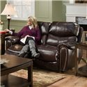 Franklin Richmond Power Reclining Loveseat - Item Number: 41522-83-LM63-12