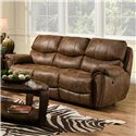 Franklin Richmond Reclining Sofa - Item Number: 41542 8337-15