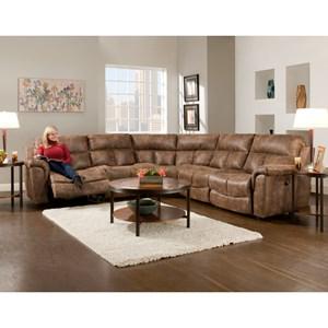 Franklin Stallion Sectional Sofa