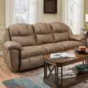 Franklin Victory Reclining Sofa - Item Number: 79242-8706-15