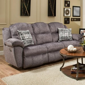 Franklin Victory Power Reclining Sofa w/ USB Port