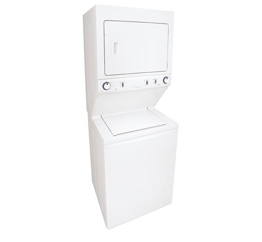 Frigidaire Washer and Dryer Combo Electric Washer/Dryer High Efficiency Laundr - Item Number: FFLE3911QW