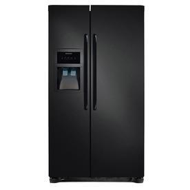 Frigidaire All Refrigerators Frigidaire 22.1-cu ft Side-By-Side Refrigera