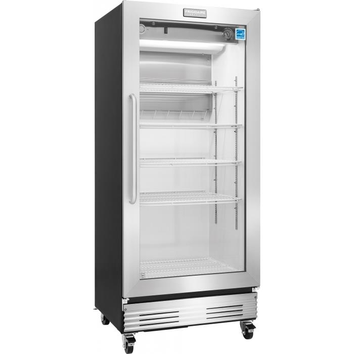Frigidaire Beverage Cooler Commercial 18.4 Cu. Ft. Refrigerator - Item Number: FCGM181RQB