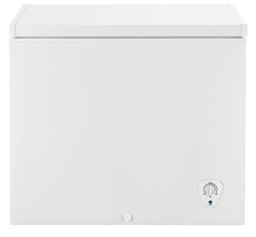 Frigidaire Chest Freezers 7.2 Cu. Ft. Chest Freezer - Item Number: FFFC07M1QW