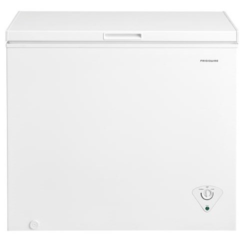 Frigidaire Chest Freezers 7.2 Cu. Ft. Chest Freezer - Item Number: FFFC07M1TW