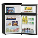 Frigidaire Compact Refrigerator ENERGY STAR® 3.1 Cu. Ft. Compact Refrigerator with Freezer - SpillProof Shelves