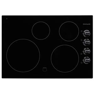 "Frigidaire Electric Cooktops 30"" Built-In Electric Cooktop"