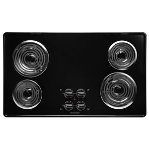 "Frigidaire Electric Cooktops 36"" Built-In Electric Cooktop"