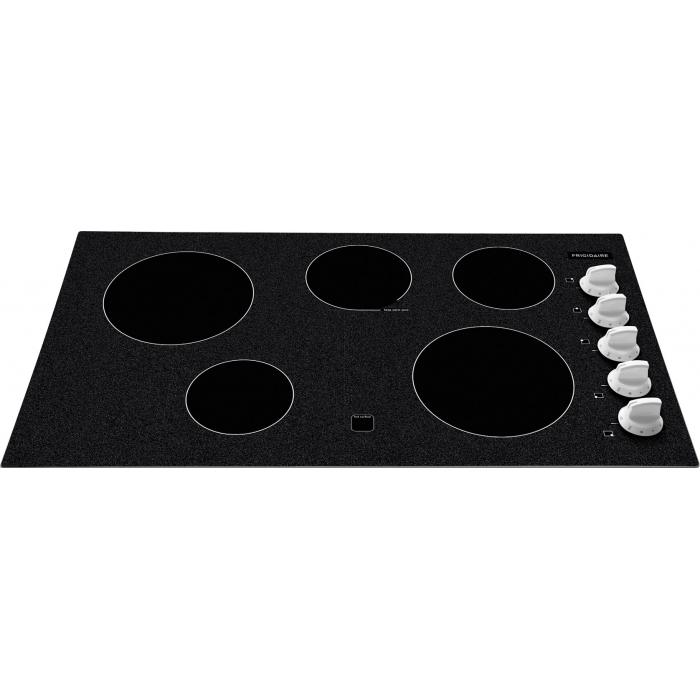 Frigidaire Electric Cooktops 36'' Electric Cooktop - Item Number: FFEC3624PW