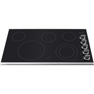 "Frigidaire Frigidaire Gallery Electric Cooktops Gallery 36"" Built-In Electric Cooktop"